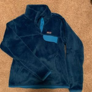 BLUE FLEECE PATAGONIA